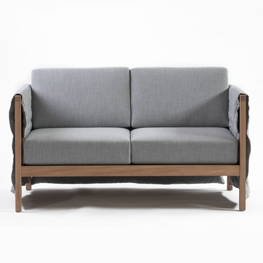 Loveseat Frazada